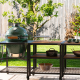 Big Green Egg opstelling