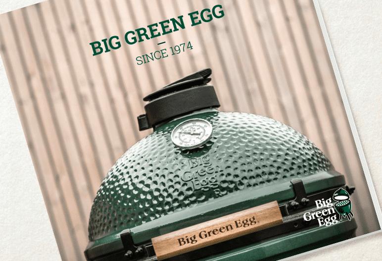 Big Green Egg since