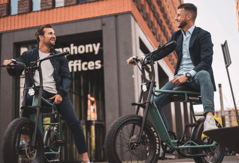 Phatfour bikes